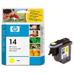 HP C4923A Ink.hlava Yellow pro CP1160 - originální