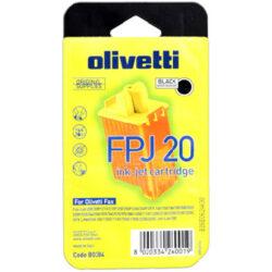Olivetti FPJ 20 monoblok ink bk. - originální