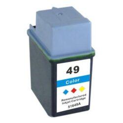 HP 51649A (49) - kompatibilní - Barevná na 450 stran