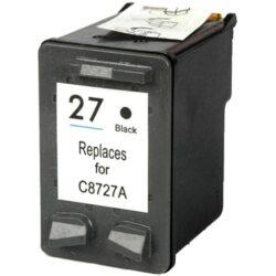 HP C8727A (27) - kompatibilní - Černá na 220 stran