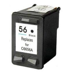 HP C6656A (56) - kompatibilní - Černá na 450 stran