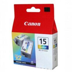 Canon BCI-15C - originální - Barevná