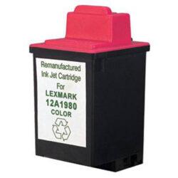 Lexmark 12A1980E (80) - kompatibilní - Barevná na 275 stran