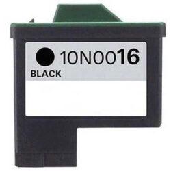 Lexmark 10N0016E (16) - kompatibilní - Černá velkoobjemová na 410 stran