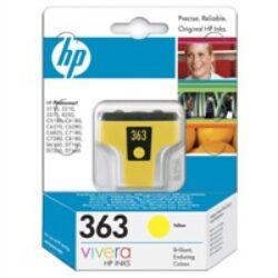 HP C8773E (363) - originální - Yellow na 500 stran