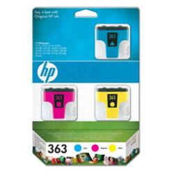 HP CB333 No.363, 3ink. cyan / magenta / yellow - originální
