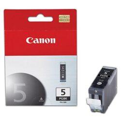 Canon PGI-5Bk - originální - Černá
