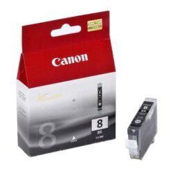 Canon CLI-8Bk - originální - Černá