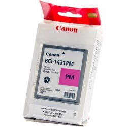 Canon BCI-1431PM - originální - Photo Magenta