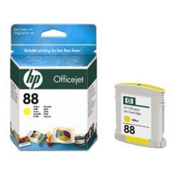 HP C9388A (88) - originální - Yellow na 860 stran