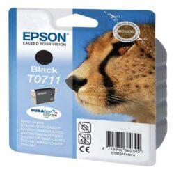 Epson T0711 - originální - Černá - Pigment