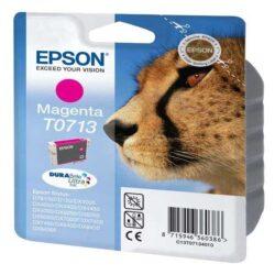 Epson T0713 - originální - Magenta velkoobjemová na 250 stran