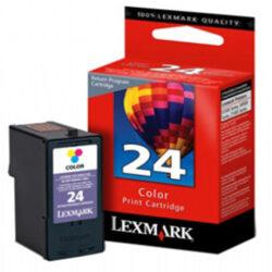 Lexmark 18C1524E (24) RETURN - originální - Barevná na 185 stran