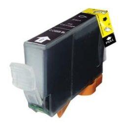 EcoJet ETC 8Bk   s čipem     (CLI-8BK)-Canon CLI-8Bk - kompatibilní - Černá