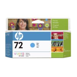 HP C9371A (72) - originální - Cyan velkoobjemová