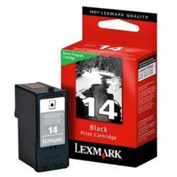 Lexmark 18C2090E (14) RETURN - originální - Černá na 175 stran
