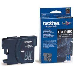 Brother LC1100BK - originální - Černá na 450 stran