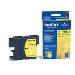Brother LC1100HYY - originální - Yellow velkoobjemová na 750 stran