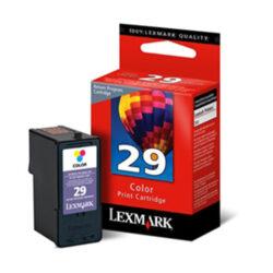 Lexmark 18C1429E (29) RETURN - originální - Barevná na 150 stran