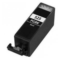 EcoJet ETC 525BK  s čipem  (PGI-525Bk)-Canon PGI-525 PGBk - kompatibilní - Černá - Pigment na 311 stran