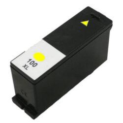 Lexmark 14N1071E (100XL) RETURN - kompatibilní - Yellow HC na 600 stran