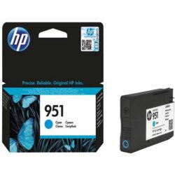 HP CN050A (951) - originální - Cyan na 700 stran