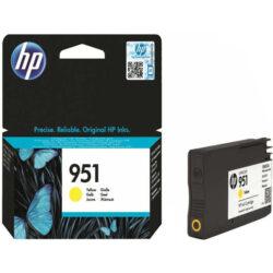 HP CN052A (951) - originální - Yellow na 700 stran