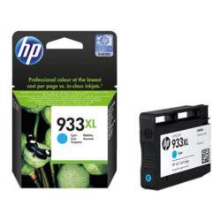 HP CN054A (933XL) - originální - Cyan velkoobjemová na 825 stran