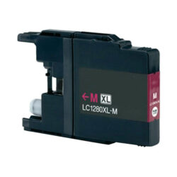 Brother LC1280XLM - kompatibilní - Magenta velkoobjemová na 1200 stran
