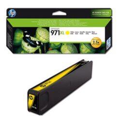 HP CN628AE (971XL) - originální - Yellow velkoobjemová na 6600 stran