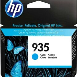 HP C2P20AE (935) - originální - Cyan na 400 stran