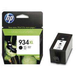 HP C2P23AE (934XL) - originální - Černá velkoobjemová na 1000 stran