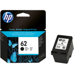 HP C2P04A (62) - originální - Černá na 200 stran