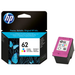 HP C2P06A (62) - originální - Barevná na 165 stran