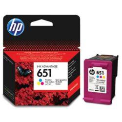 HP C2P11AE (651) - originální - Barevná na 300 stran