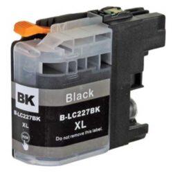 Brother LC227XLBK - kompatibilní - Černá vekoobjemová na 1200 stran