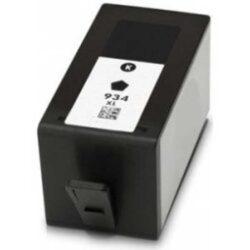 HP C2P23AE (934XL) - kompatibilní - Černá velkoobjemová na 1000 stran