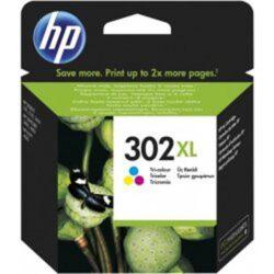 HP F6U67AE (302XL) - originální - Barevná velkoobjemová na 330 stran