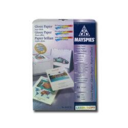 Photopapír pro laser A4/115gr. glossy, 1 list