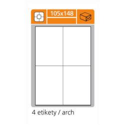 SK LABEL 105x148     (1 list) Etikety