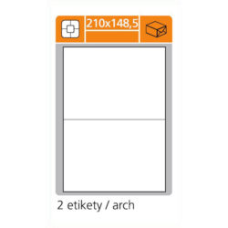 SK LABEL 210x148     (1 list) Etikety