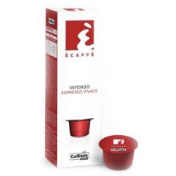 Kapsle Caffitaly intenzivní espresso Ecaffé Intenso 10 ks