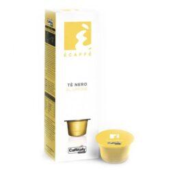 Kapsle Caffitaly černý čaj s citrónem Ecaffé TÉ Limone 10 ks