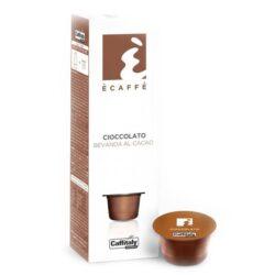 Kapsle Caffitaly čokoláda Ecaffé Bevanda al Cacao 10 ks
