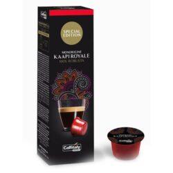 Kapsle Caffitaly 100% robusta Monorigine KAAPI ROYALE Spec.Edition 10 ks