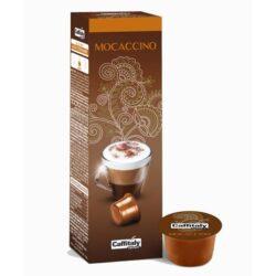 Kapsle Caffitaly Mocaccino - ochucené Cappuccino s kakaem