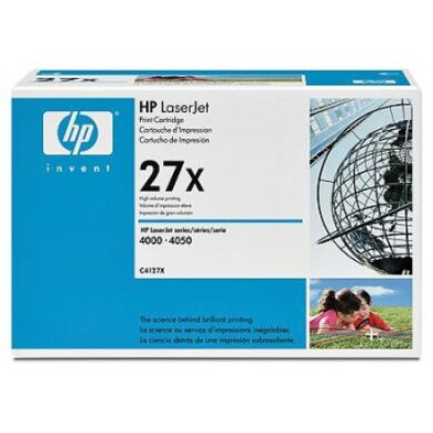 HP C4127X (27X) - originální - Černá velkoobjemová na 10000 stran(011-00150)