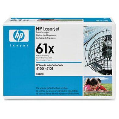 HP C8061X (61X) - originální - Černá velkoobjemová na 10000 stran(011-00225)