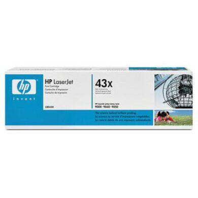 HP C8543X (43X) - originální - Černá na 30000 stran(011-00660)