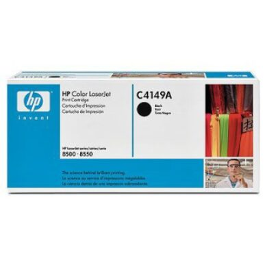 HP C4149A - originální - Černá na 17000 stran(011-00700)